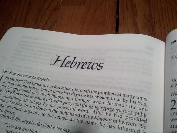 HEBREWS - WordPress.com